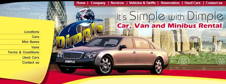 It's Simple with Dimple - Dimple Motors :: Vehicle Rental & Car Hiring